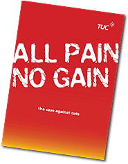 All Pain No Gain: The Case Against Cuts