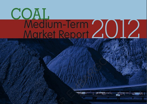 Coal heap IEA report