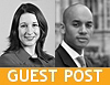 Rachel Reeves and Chuka Umunna