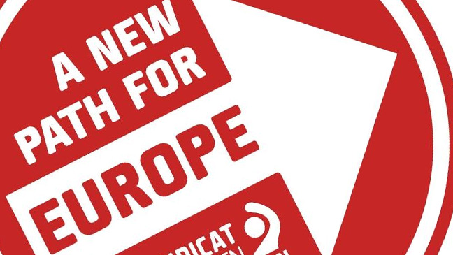 A New Path For Europe (ETUC)