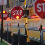 US school buses