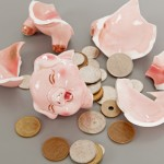 piggy bank pieces