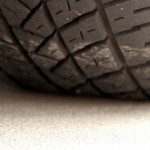 tyre at risk of deflation