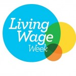 Living Wage Week logo
