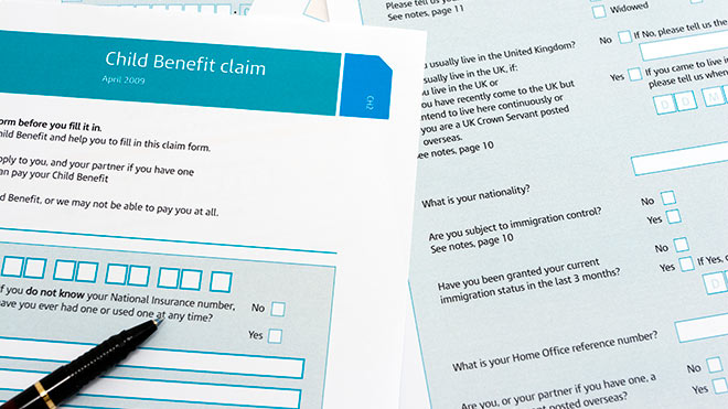 Child Benefit Under Attack