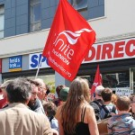 Sports Direct protest