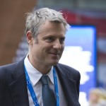 Zac Goldsmith MP at Conservative Conference 2015. Photo: AP Photo/Jon Super