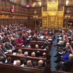 Peers in the chamber