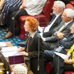 Baroness Royall speaking in the Lords in 2013