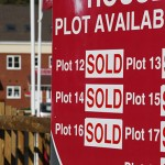 new housing plots - all sold