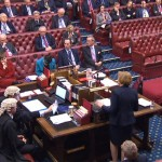 Lords debate