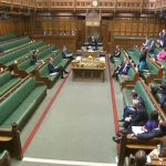 Today's debate in the House of Commons