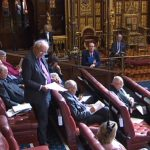 Lords Trade Union Bill report stage debate