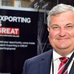 Lord Price with exports truck