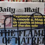A European edition of the Daily Mail.