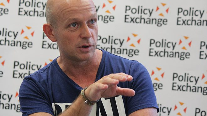 Steve Hilton. Photo: Policy Exchange