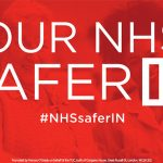 Our NHS safer IN
