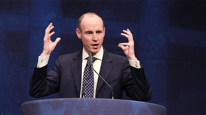 Daniel Hannan MEP, speaking at the 2012 Conservative Political Action Conference