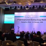 G20 Employment Ministers' meeting in China