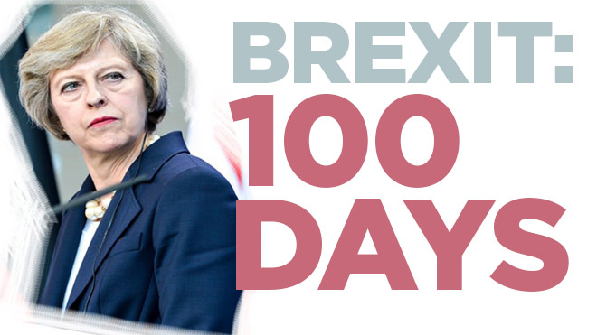 100 days after the Brexit vote
