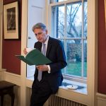 Philip Hammond preparing his Autumn Statement