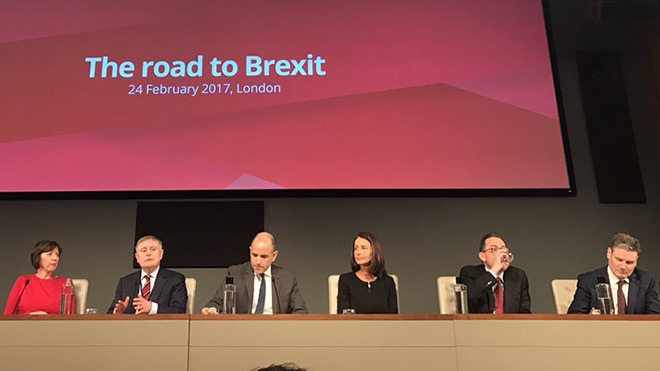 Road to Brexit